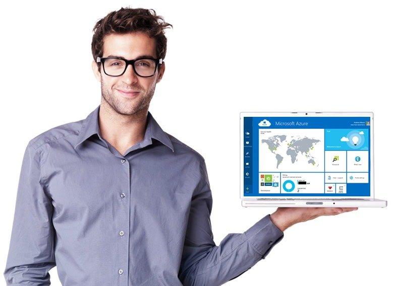 Azure Server Windows Portal